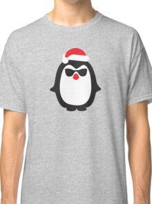 Santa penguin Classic T-Shirt