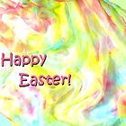 """Easter card """"Spring is in the Air"""" by Caroline  Lembke"""
