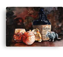 Whisky In The Jar Canvas Print