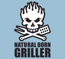 Natural born griller Kids Clothes