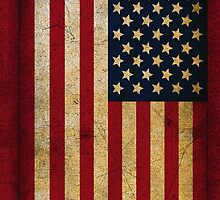 Vintage American Flag by itsjensworld