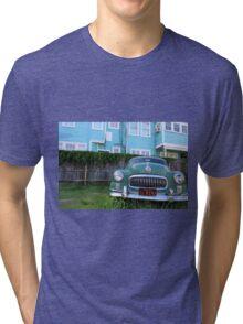 Pan AM #33 - Cruiser Tri-blend T-Shirt