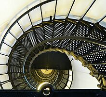 Spiral Staircase by kchase