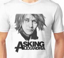 Ben Bruce Asking Alexandria Drawing Tee Unisex T-Shirt