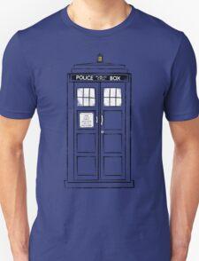 Tardis (trashy) T-Shirt