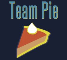 Team Pie by electrasteph