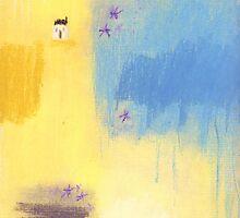 Island Starfish by Tine  Wiggens