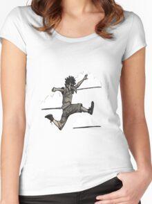 Bird Boy Women's Fitted Scoop T-Shirt