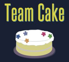 Team Cake by electrasteph