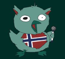 norwegian rock star by Paladar