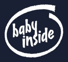 Baby Inside by Stuart Witts