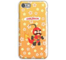 Chiliman iPhone Case/Skin