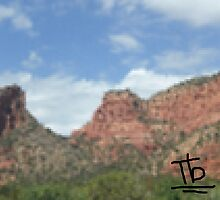 8-Bit Arizona by TBartonArtwork