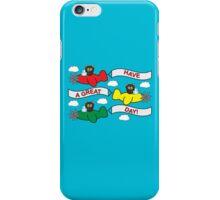 Flying Bears iPhone Case/Skin