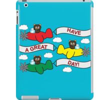 Flying Bears iPad Case/Skin