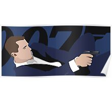 Mr. Bond  Poster