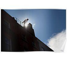 Mark Jenkins Sunflare Poster