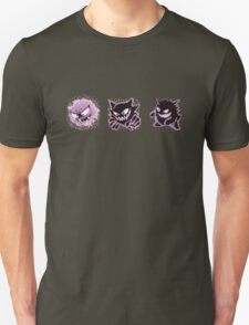 Gastly evolution  T-Shirt