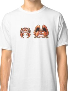 Krabby evolution  Classic T-Shirt