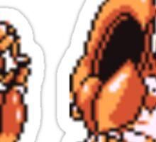Krabby evolution  Sticker