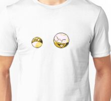 Voltorb evolution  Unisex T-Shirt