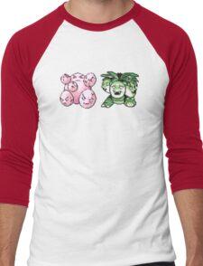 Exeggcute evolution  Men's Baseball ¾ T-Shirt