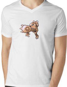 Hitmonlee evolution  Mens V-Neck T-Shirt