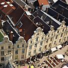 Arras roof tops by graceloves