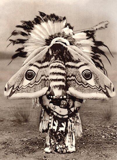 Young Indian (No Metaphor.) by nawroski .