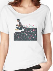 Blooming Joseph Women's Relaxed Fit T-Shirt