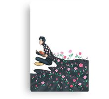 Blooming Joseph Canvas Print