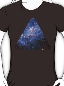 Nebula triangle T-Shirt
