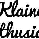 Klaine Enthusiast  by HarmonyByDesign