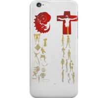 Humans come from Lilith, Angels come from Adam  iPhone Case/Skin
