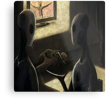So Much for the Social Principles of Christianity Metal Print