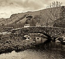 Watendlath Packhorse Bridge by David Lewins