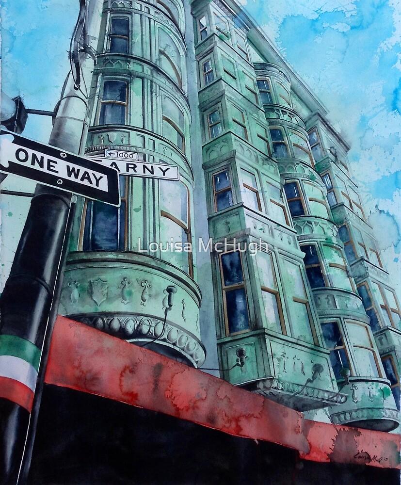 Kearny Street by Louisa McQ