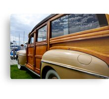 California Woodie 1 Metal Print