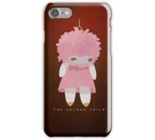 The Second Child iPhone Case/Skin