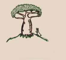Nature <3 Tee Shirt by Red Gold