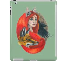 Little Fur iPad Case/Skin