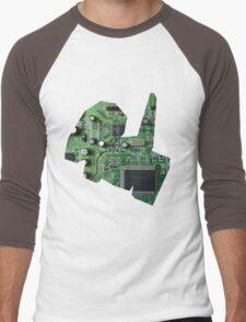 Porygon used Conversion Men's Baseball ¾ T-Shirt