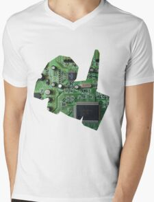 Porygon used Conversion Mens V-Neck T-Shirt