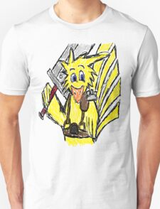 Scribble Choco Strife T-Shirt