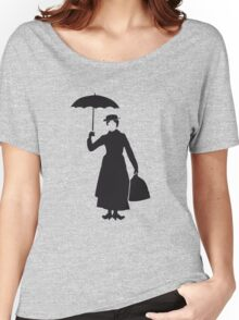 Mary poppins Women's Relaxed Fit T-Shirt
