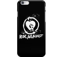 Rise Against iphone case iPhone Case/Skin