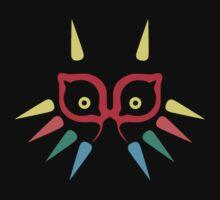 Majora's Mask Tribal by WeCameAsHylians