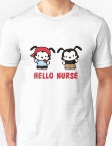 Hello Nurse Unisex T-Shirt