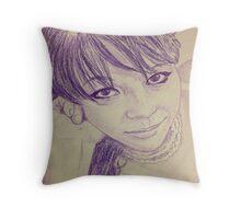 Jessi 2 Throw Pillow