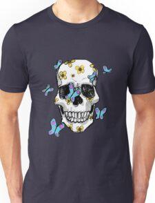 Pretty lovely skull Unisex T-Shirt